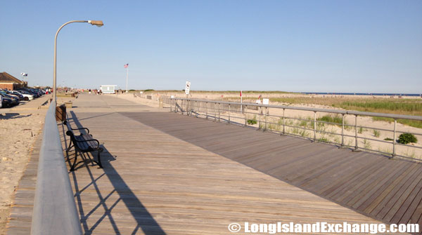 Boardwalk at Jones Beach