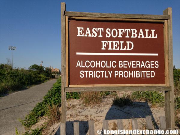 Parking Lot #2 Softball East Field