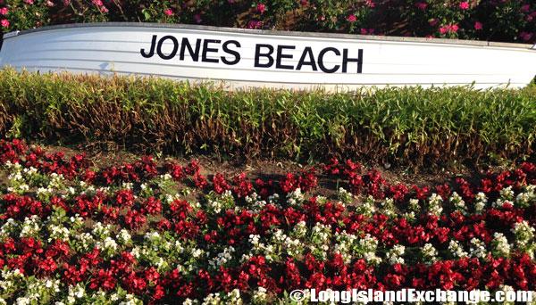 Jones Beach Decorative Boat