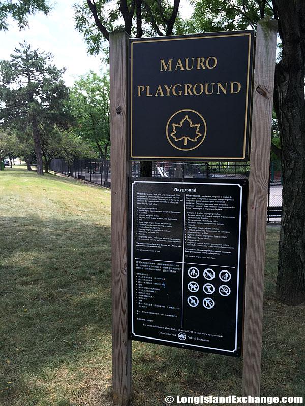 Albert Mauro Playground