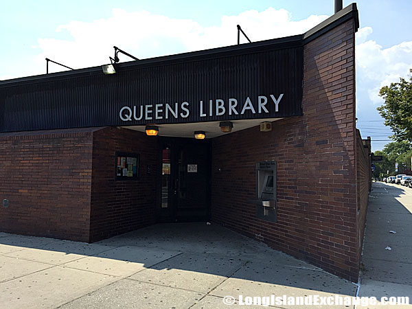 Rego Park Library