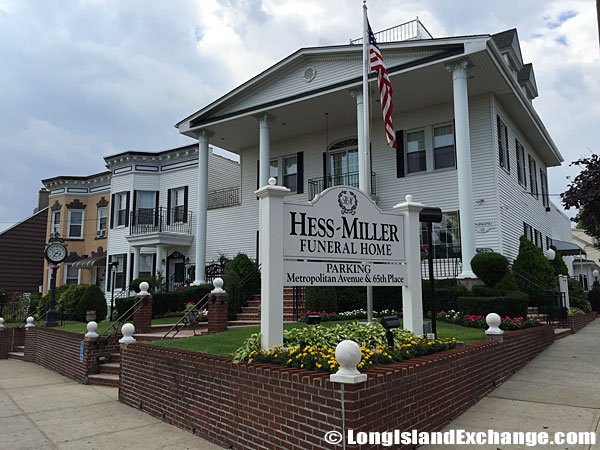 Hess Miller Funeral Home