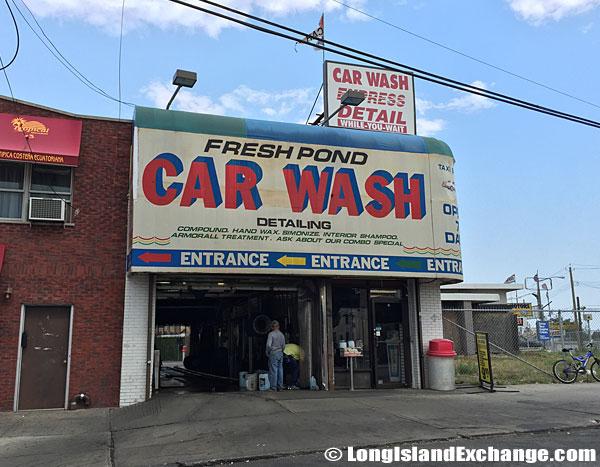 Fresh Pond Car Wash
