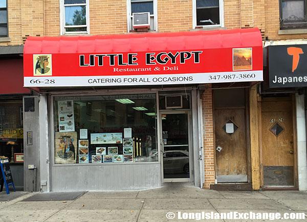 Little Egypt, Middle Eastern Restaurant