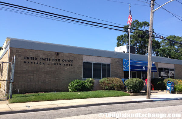 Post Office in Wantagh on Park Avenue