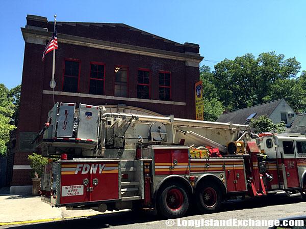 Engine 313, Hook and Ladder 164