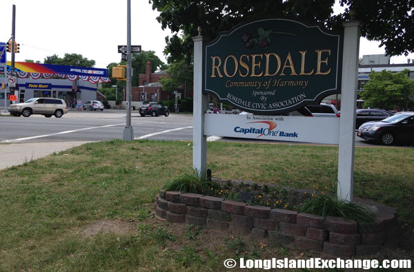 Welcome to Rosedale Queens