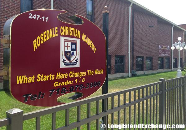 Rosedale Christian Academy