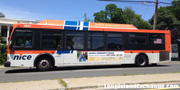 Nassau County NICE Bus