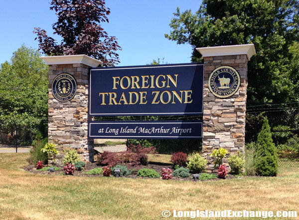 Islip Foreign Trade Zone