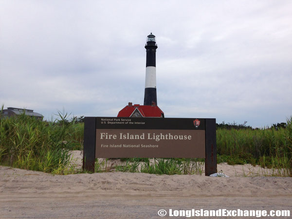 Fire Island Lighthouse, Fire Island National Seashore