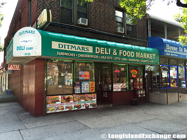 Ditmars Deli and Food Market