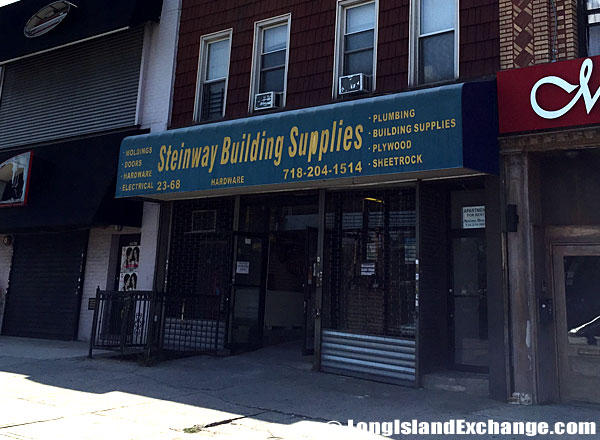 Steinway Building Supplies and Hardware