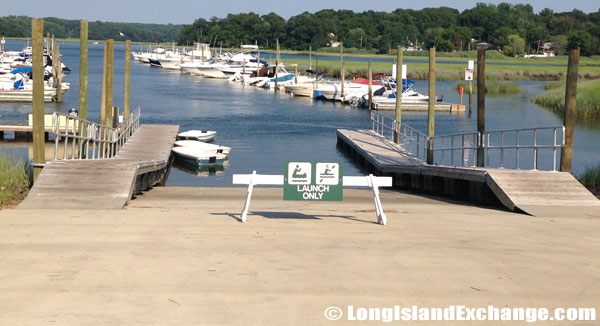 Boat Launch North Marina