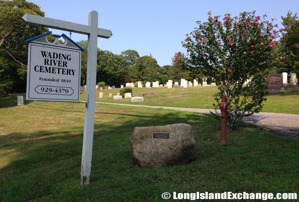 Wading River Cemetery