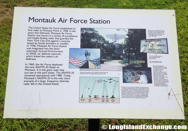 Montauk Air Force Station