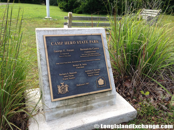 Camp Hero State Park