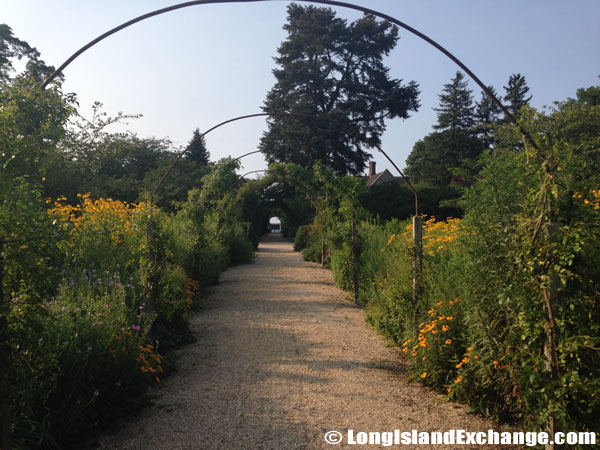 Garden Lined Trails