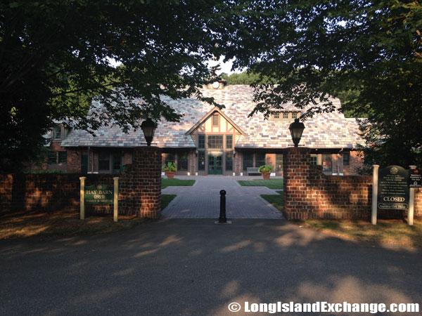 Hay Barn Visitor Center