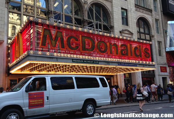 McDonald Times Square