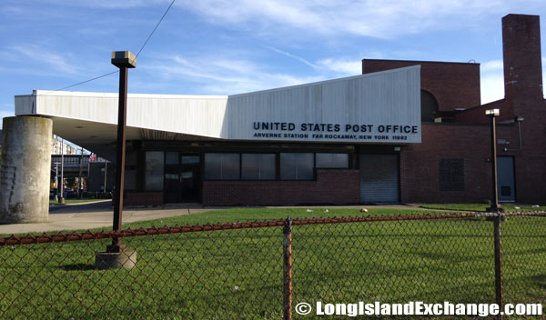 Arverne Post Office