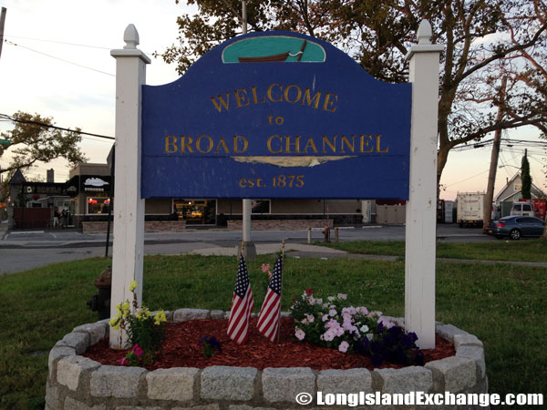 Broad Channel Welcome