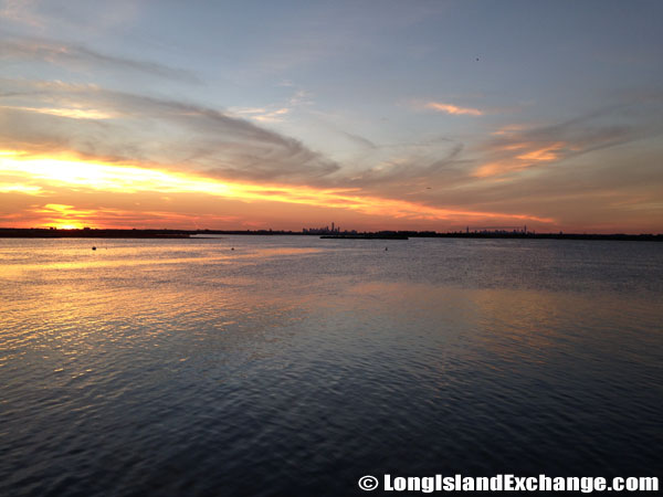 Jamaica Bay Sunset