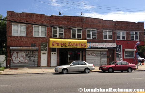 Spring Gardens Jamaican Restaurant