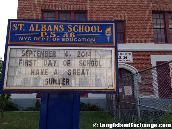 Saint Albans School PS36