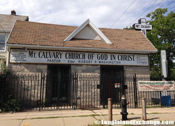 Mount Calvary Church of God