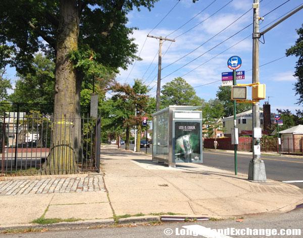 MTA Bus Stop