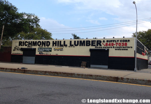 Richmond Hill Lumber Supply