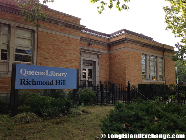 Queens Richmond Hill Library