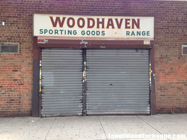 Woodhaven Rifle and Pistol Range