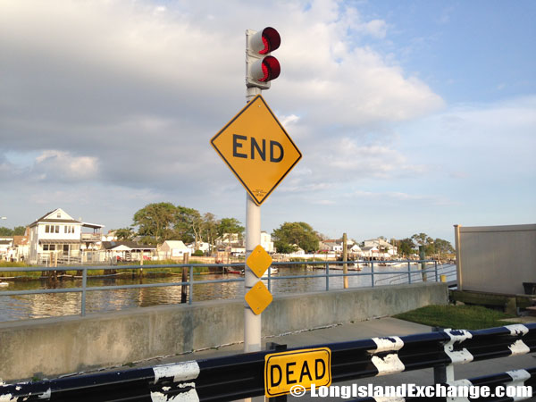 Dead End Canal