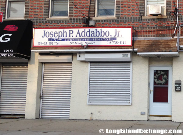 Senator Addabbo Office