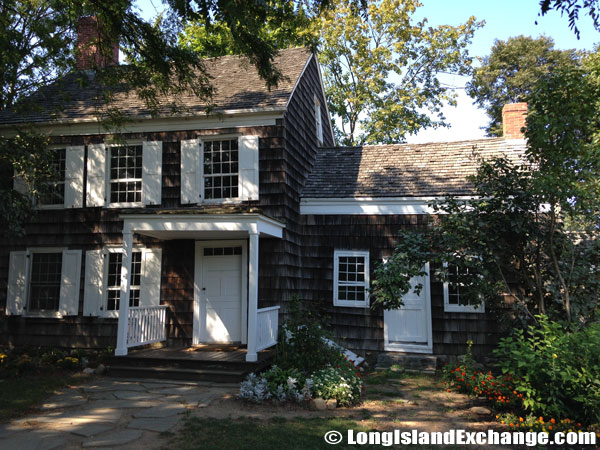 Walt Whitman Restored Farmhouse