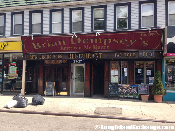 Brian Dempsey Ale House