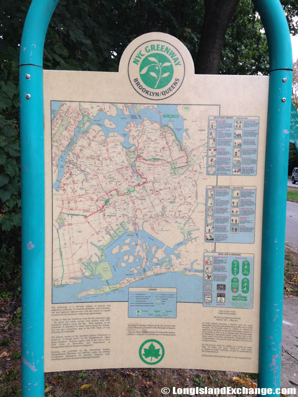 Brooklyn Queens Greenway