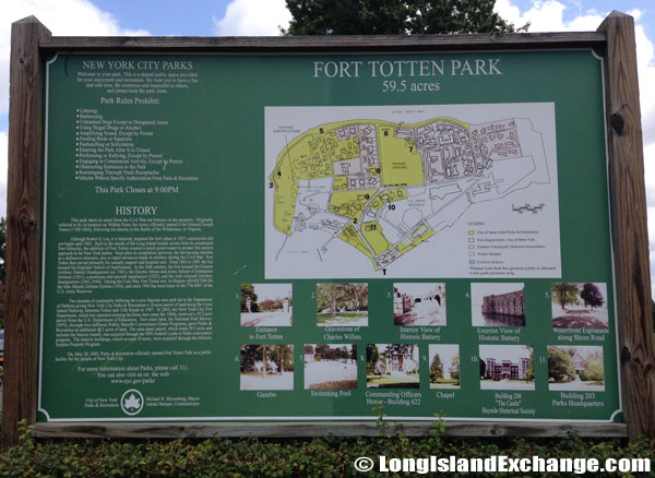 Fort Totten 59.5 Acres
