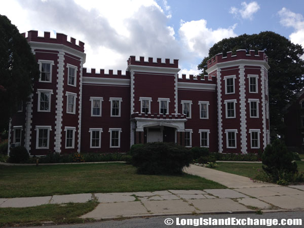 Fort Totten Officers Castle