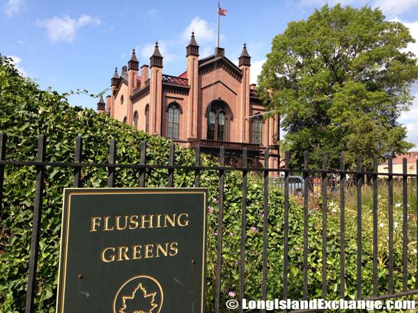 Flushing Greens