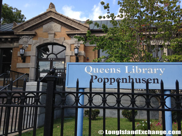 Queens Poppenhusen Library