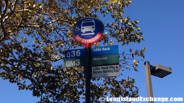 New York City Bus Q36