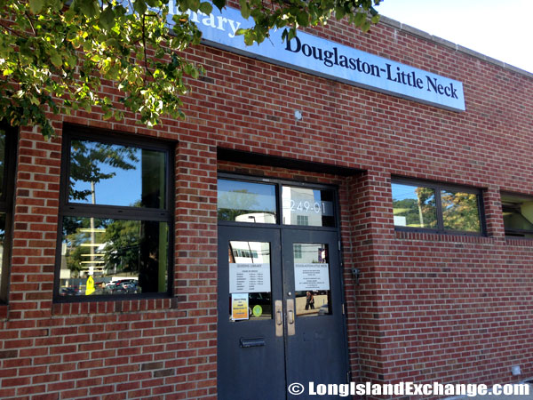 Douglaston Queens Library
