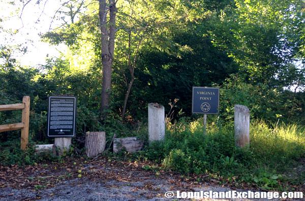 Virginia Point Wetlands Woodlands