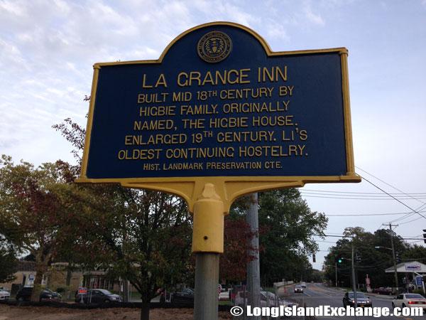 Historical La Grange Inn