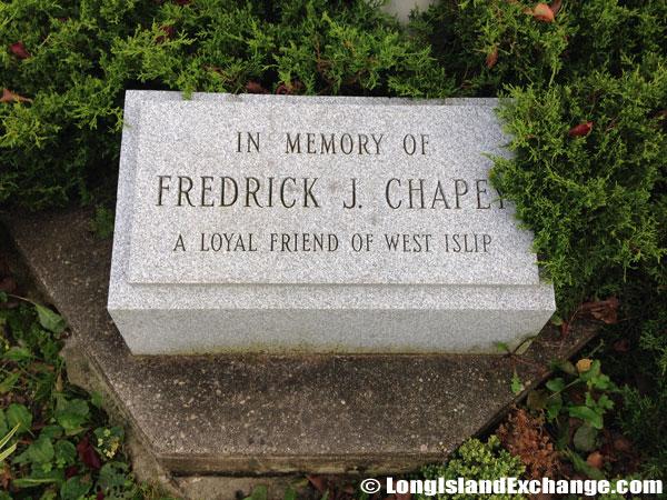 Fredrick J. Chapey