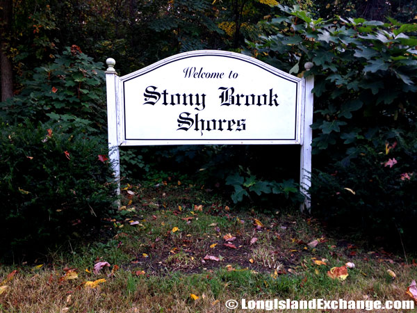 Stony Brook Shores Beach
