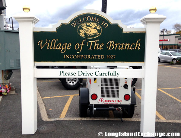Village of the Branch